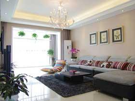 清新简美三居室 你家也可以这样装修