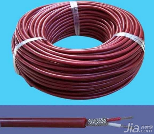 高温电缆型号