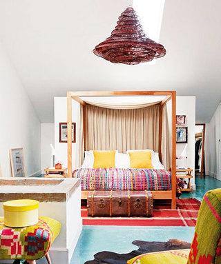 民族风格卧室设计