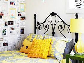 儿童房照片墙 13款童趣墙面设计