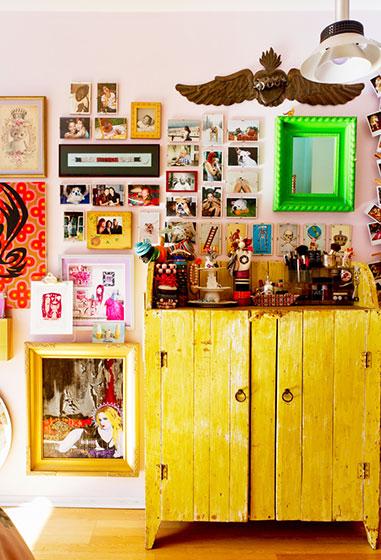 DIY照片墙