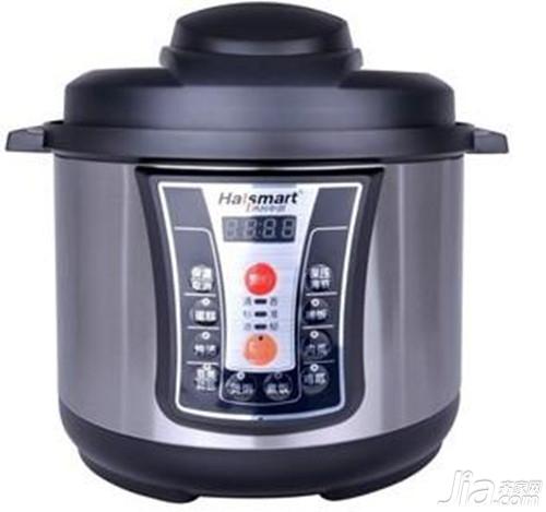 美的电压力锅