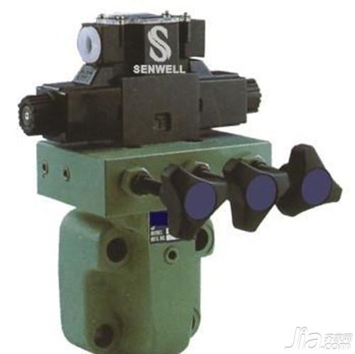 学堂 软装搭配 搭配知识 正文  液压调压阀是自动降低管路工作压力的图片