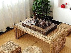11个日式茶桌 品位和韵茶香