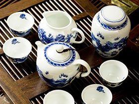 在家饮壶茶 13款中式茶具推荐