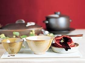 12款中式餐具 搭配大氣餐廳