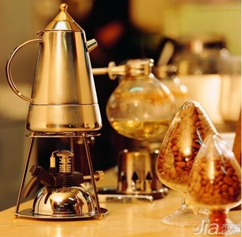 咖啡壶怎么用  咖啡壶使用技巧