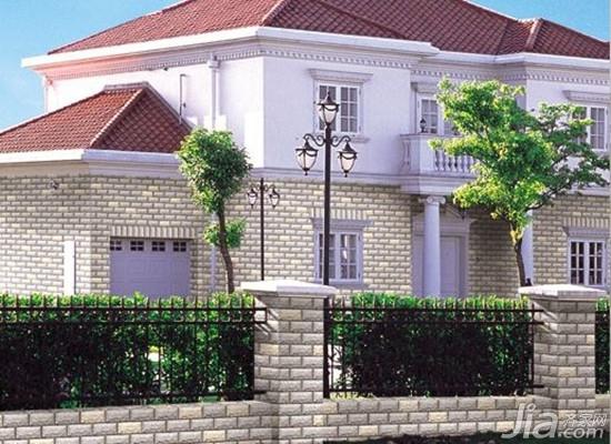 别墅外墙瓷砖价格 别墅外墙瓷砖效果图