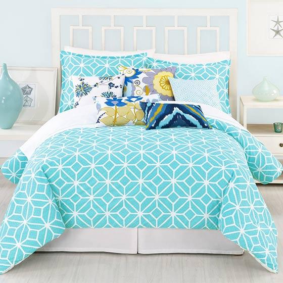凉爽卧室设计