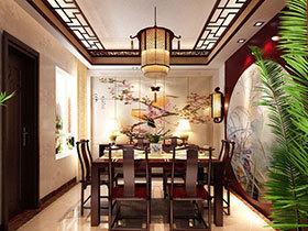 完美餐厅空间 12个中式餐厅吊灯诠释东方美