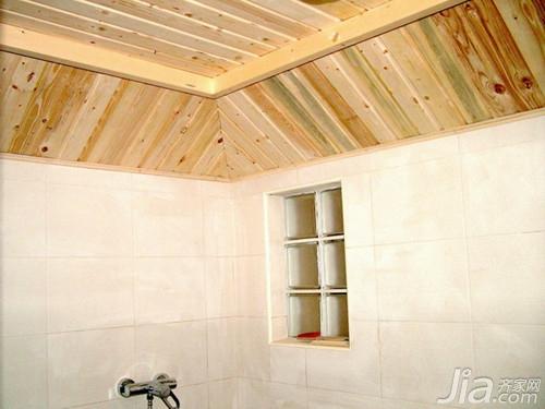厨房卫生间吊顶材料6.桑拿板图片
