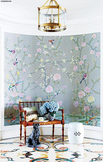 客厅小清新壁纸