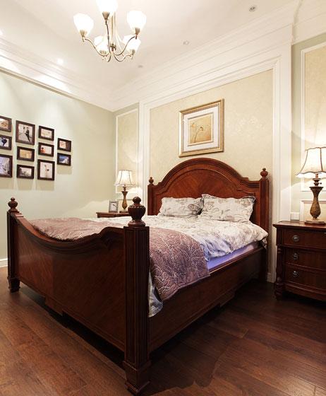 小美式风格卧室设计