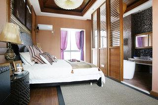 异域迷情东南亚风格卧室设计