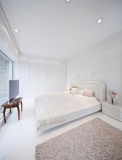 白色卧室设计