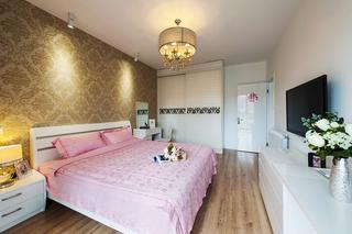 简约实用卧室设计效果图