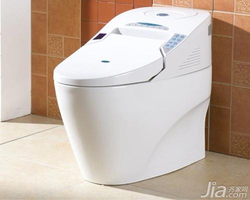被运用的越来越广泛,几乎大部分的家庭都会选择在卫生间安装马桶.图片