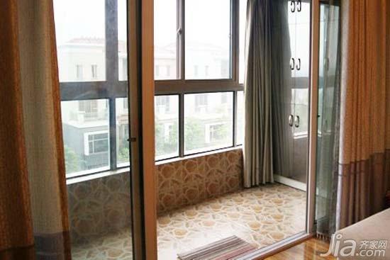 阳台玻璃推拉门尺寸_客厅阳台玻璃推拉门