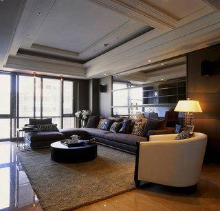 现代客厅沙发设计图片