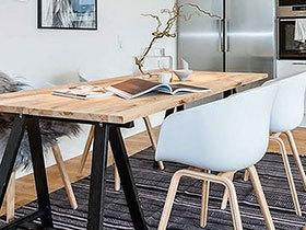 极致诠释明朗清新 12个北欧风格餐厅设计