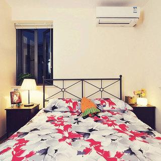 混搭温馨卧室设计效果图