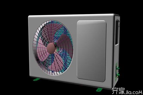 车空调结冰_急求助有没有亲的空调外机有这种情况图片为
