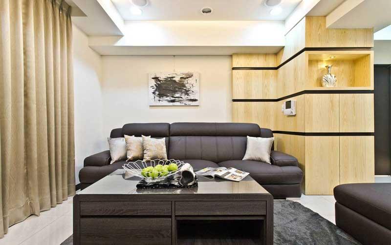 混搭沙发设计图片