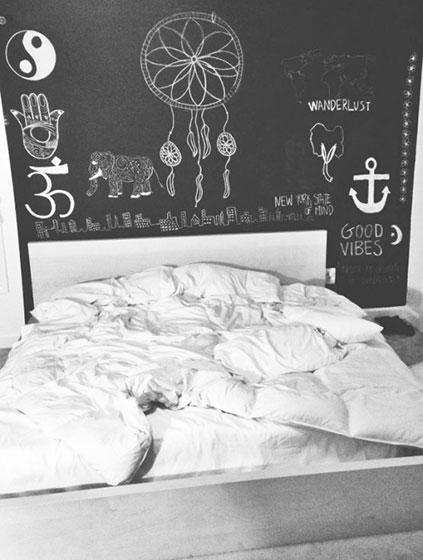 简约卧室空间
