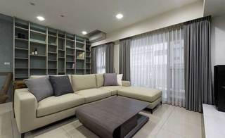 混搭客厅沙发设计图片