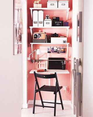 粉色系工作区