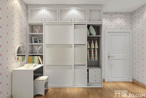随着时代的发展,衣柜不仅仅是存放衣物家具,更是体现家居风尚的一个