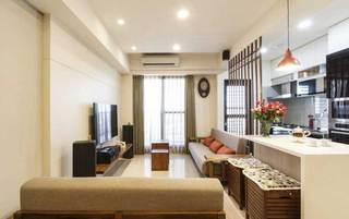 日式客厅设计效果图