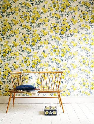 黄色系花色壁纸