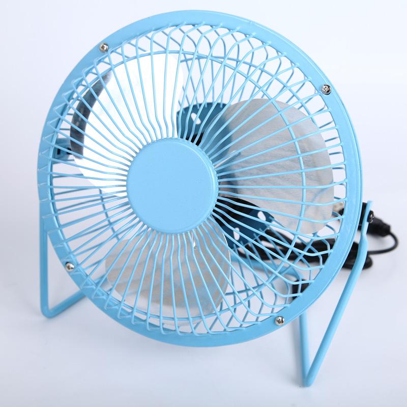 小電風扇的工作原理