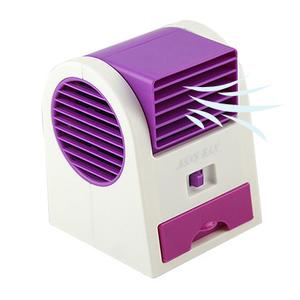 制冷电风扇的特性