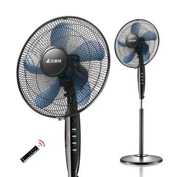 遙控電風扇的工作原理