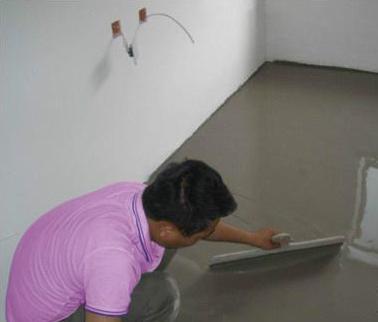 卫生间防水细节