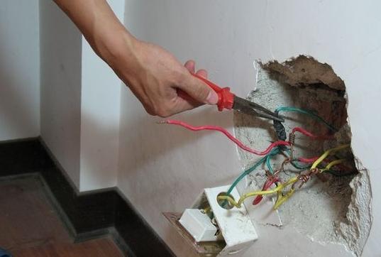 电工验收标准