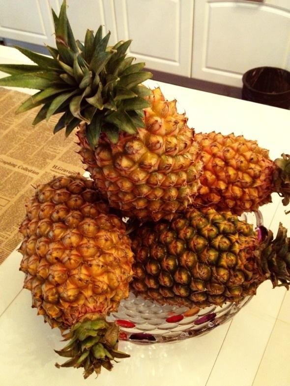 凤梨与菠萝的区别