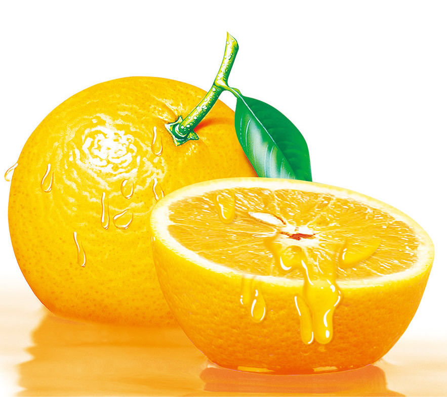 甜橙精油的搭配