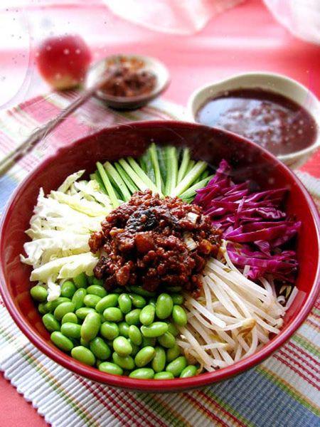 老北京炸醬面的營養功效
