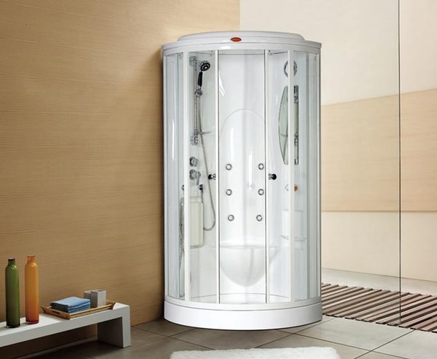 整体淋浴房的清洁