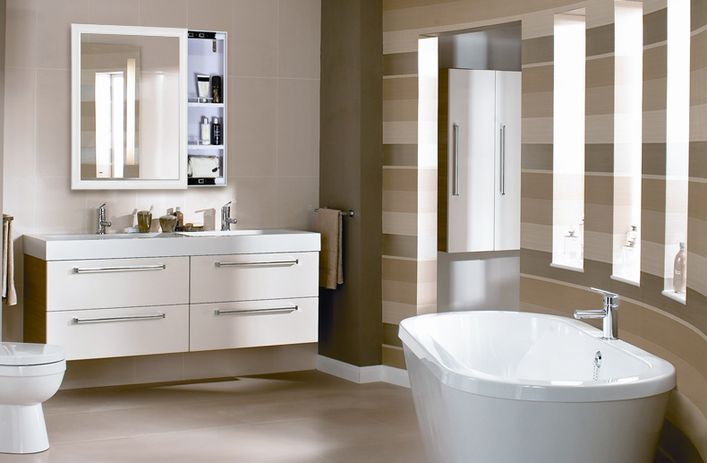 浴室鏡柜的品牌