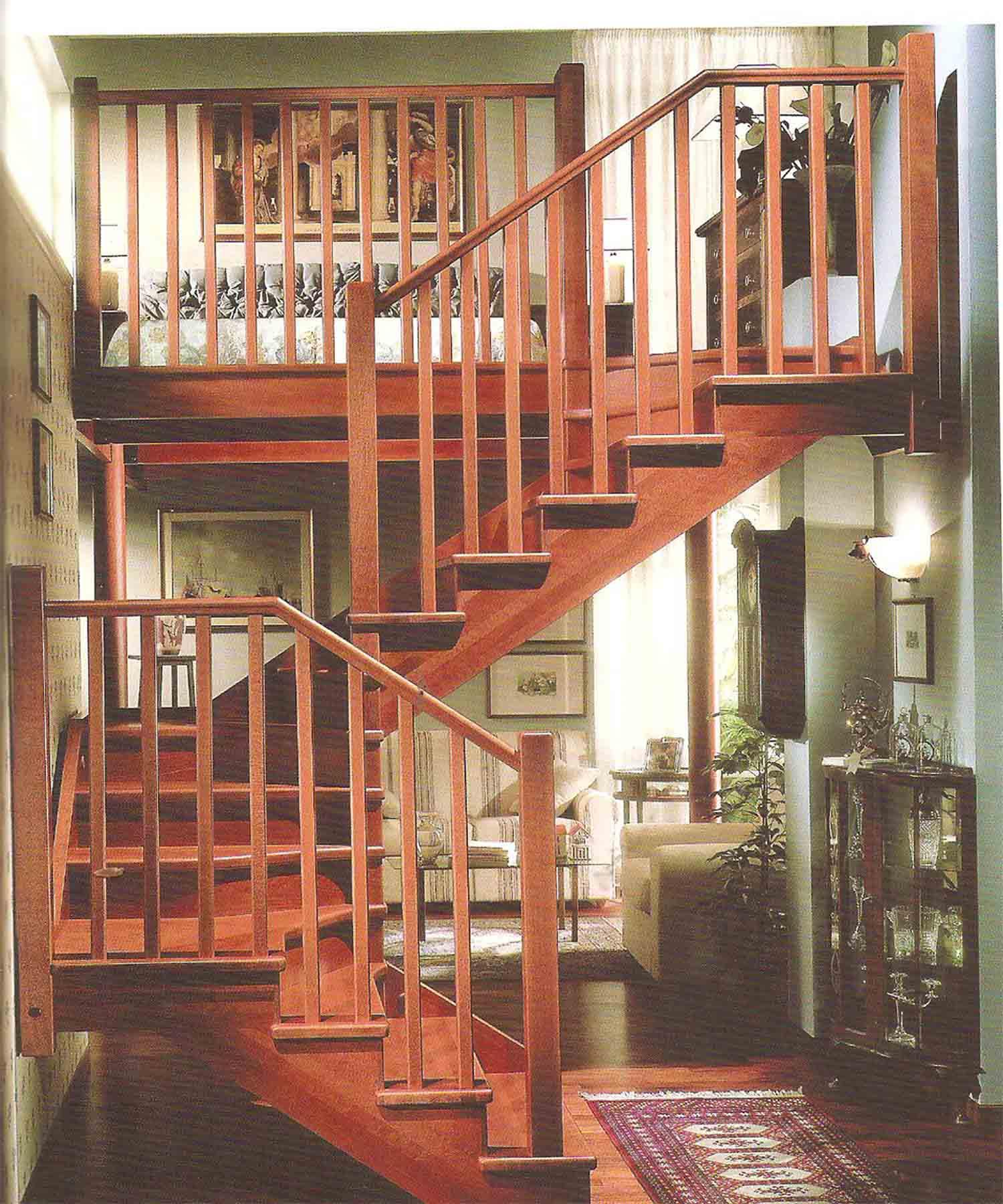 整体楼梯的设计