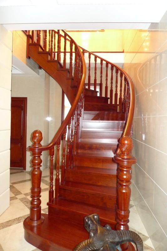 整体楼梯的搭配