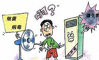 夏季如何預防空調病?