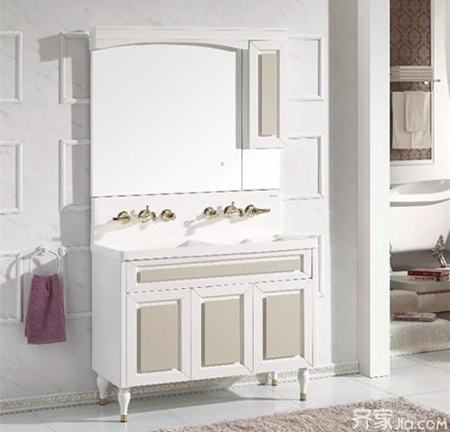 浴室柜用什么材质好  浴室柜的保养技巧