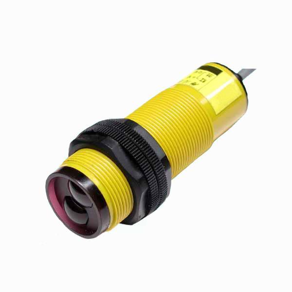 漫反射式光电开关的应用原理_漫反射光电开关接线图