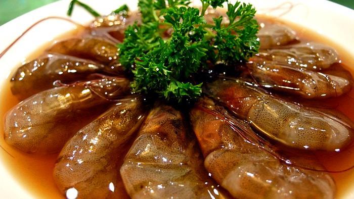 醉虾的营养价值