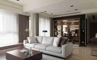 现代简约客厅沙发设计图片